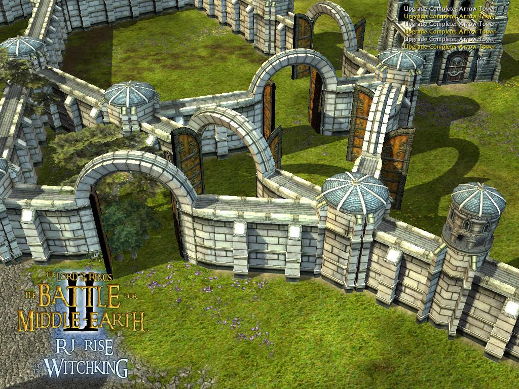 lotr bfme 2 rotwk mods download