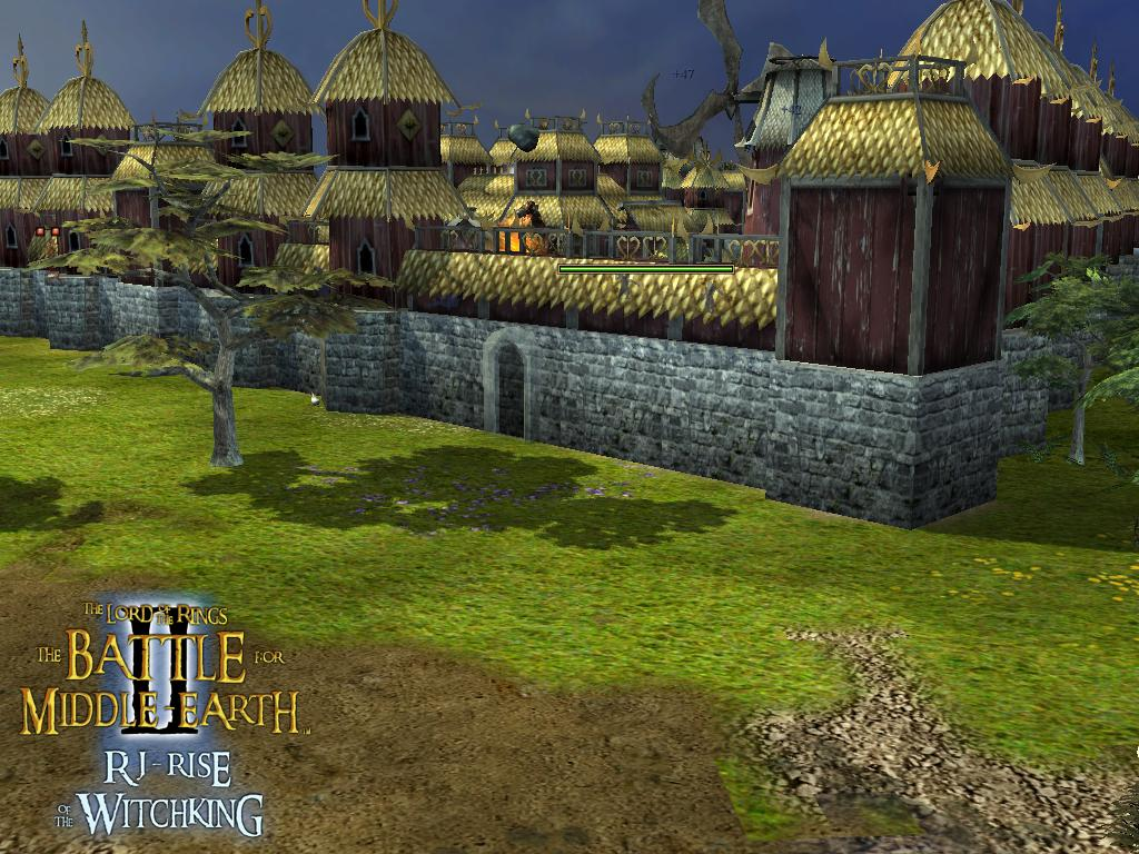 lord of the rings battle for middle earth 2 wrath of the witch king mods